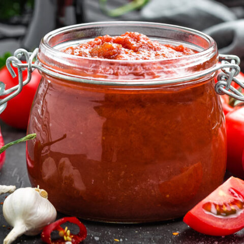 Quick and Easy Low Sodium Salsa
