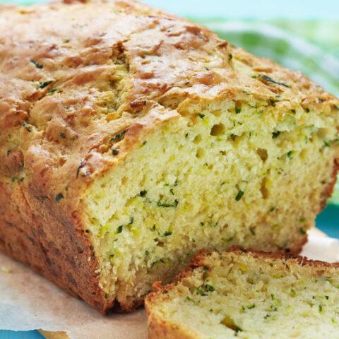 Low Sodium Zucchini Bread